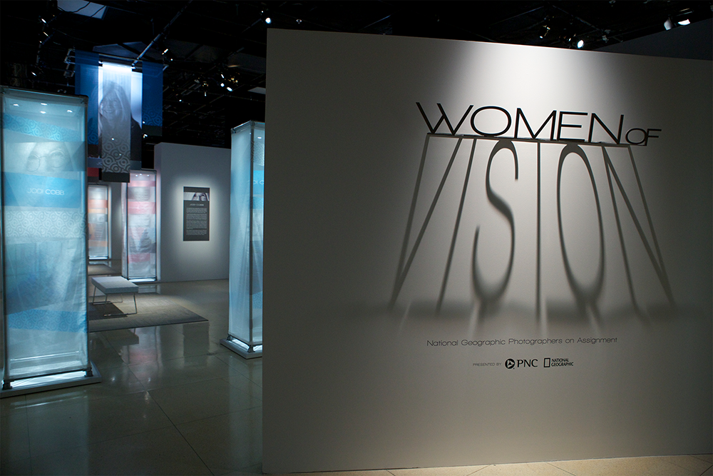 Upcoming Exhibition – Women of Vision (Michigan)