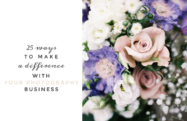 Is Your Photography Business Enough?