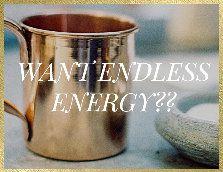 Want Endless Energy?